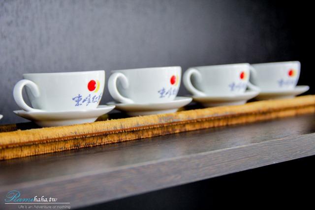 茶壺設計-南投日月潭-景點-亮點茶莊-東峰紅茶-評茶師體驗