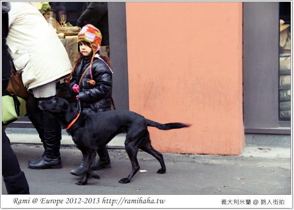 [歐洲] 主題攝影 街拍系列 ─ 義大利米蘭 路人街拍 冬季時尚 服飾篇 中集