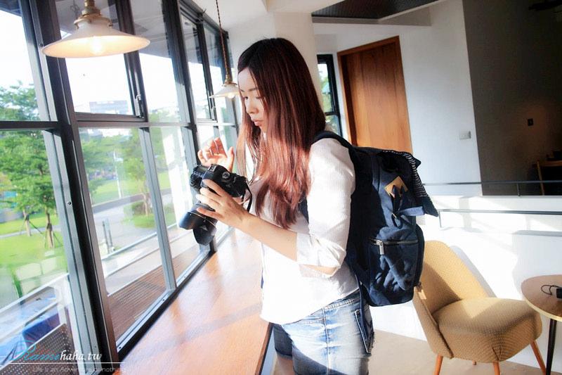 [旅遊] 行前準備- 行李收納技巧x單眼相機女孩的國家地理攝影包