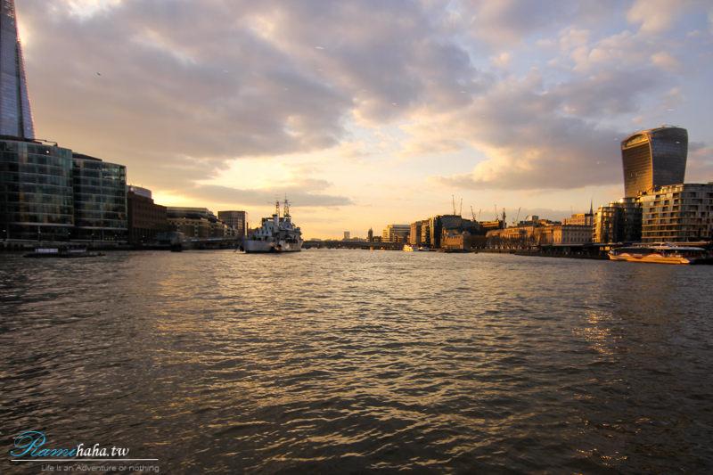 英國-倫敦-英式下午茶-必去景點-kkday-泰晤士河-郵輪