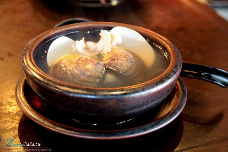 蛤蠣湯-台北東區-日本料理-美食推薦-花酒藏