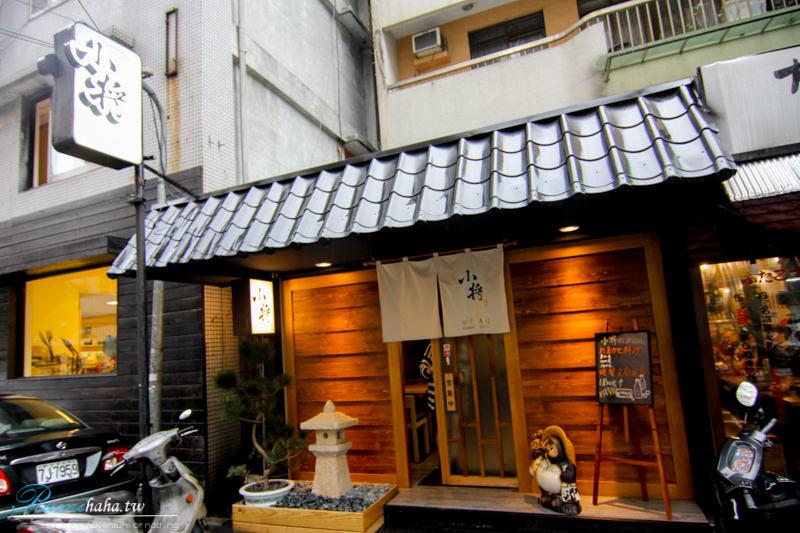 東區-無菜單料理-日本料理-小將割烹-握壽司-店門口-推薦