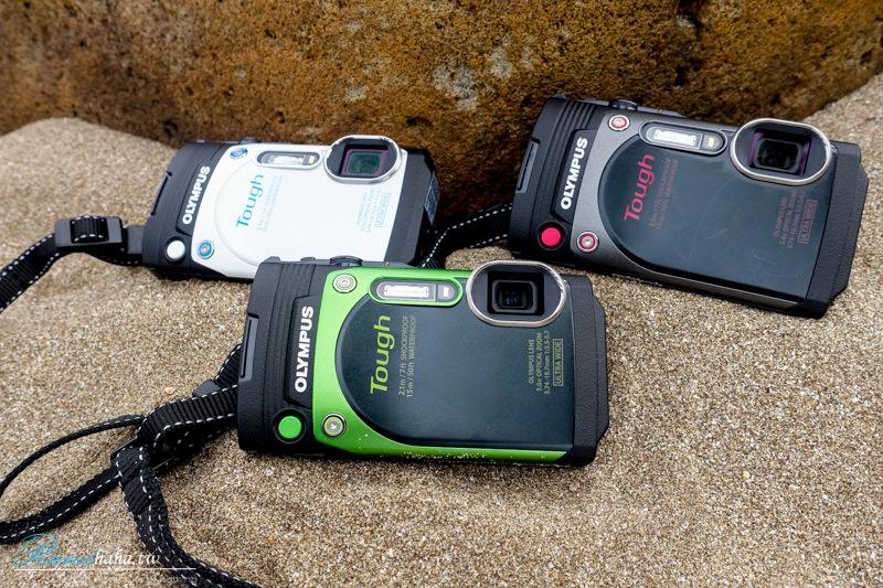 [旅遊] 防水相機Olympus TG870開箱實測活動心得,海島旅遊必備機