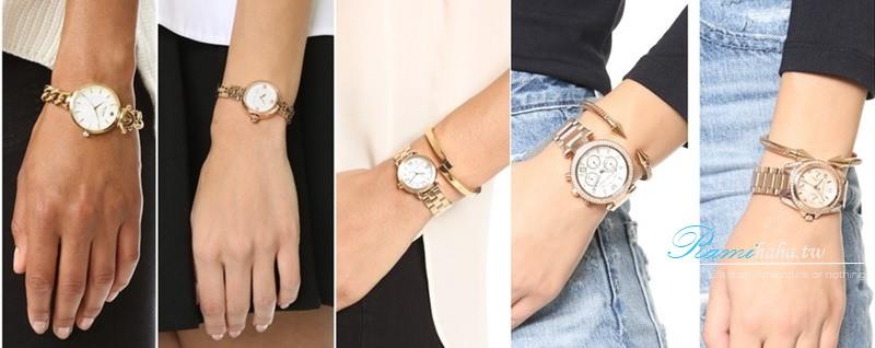 [SHOPBOP] 購物教學Step By Step – 蕾咪的第一支MK玫瑰金手錶