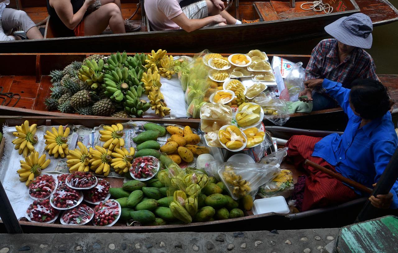 [懶人包] 泰國曼谷自由行,5日遊行程、預算、景點、泰國簽證、泰國換鈔紀錄。