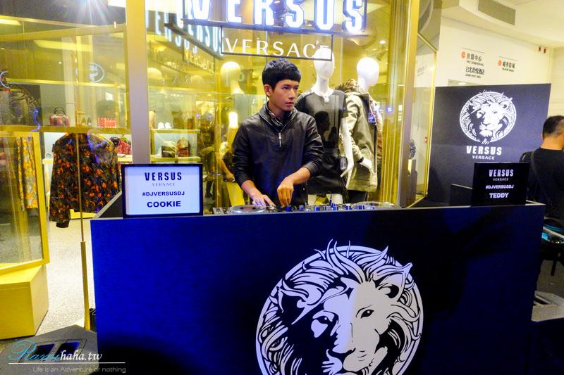 [台北] 101進駐義大利精品Versace Versus-華麗搖滾叛逆登場