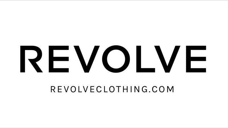 [Revolve] 2016折扣碼與免運門檻-來自美國洛杉磯的貴氣優雅時尚靈感庫Revolve