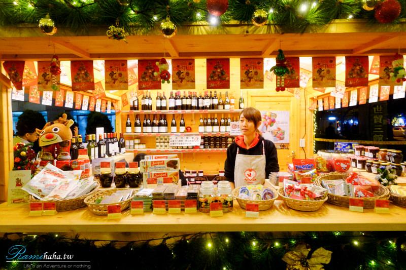 [台北] 101法國史特拉斯堡聖誕市集 參觀心得與路線攻略!(信義區101世貿站)