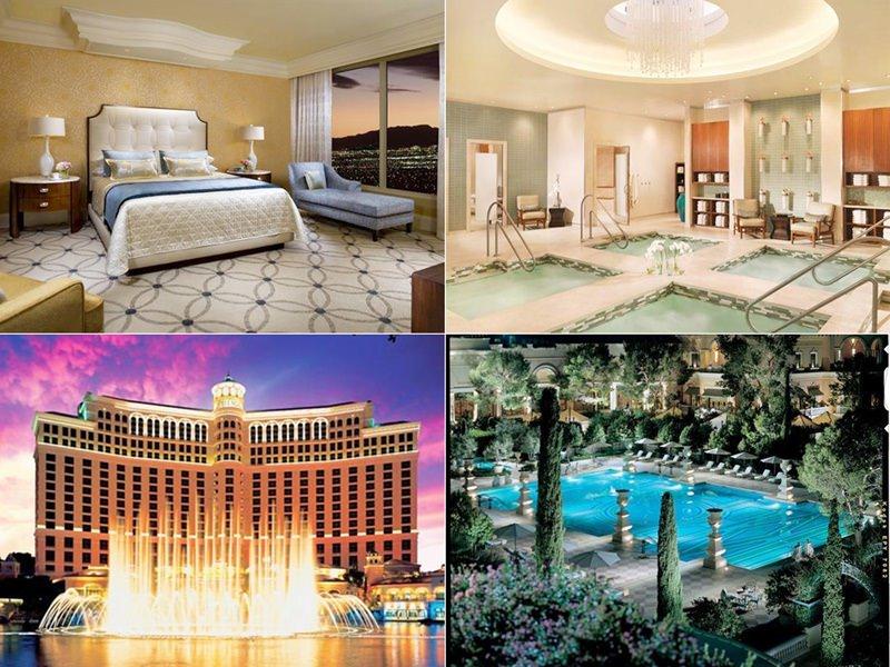 BellagioHotel-美西-拉斯維加斯-飯店推薦-酒店-旅館-民宿-必玩景點
