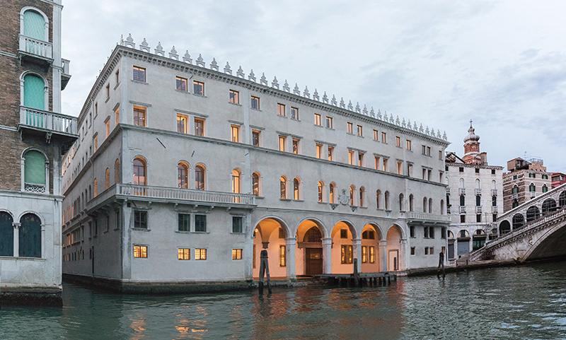 [威尼斯|景點] 必買免稅精品店DFS T廣場(T Fondaco)-是古蹟是畫廊也是購物聖地