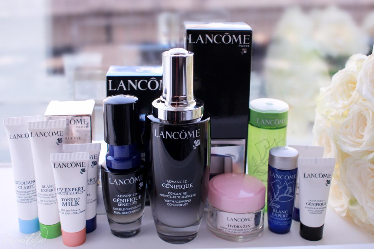 蘭蔻,小黑瓶,網購,官網,素顏霜,超進化肌因賦活露,安瓶,精華液推薦