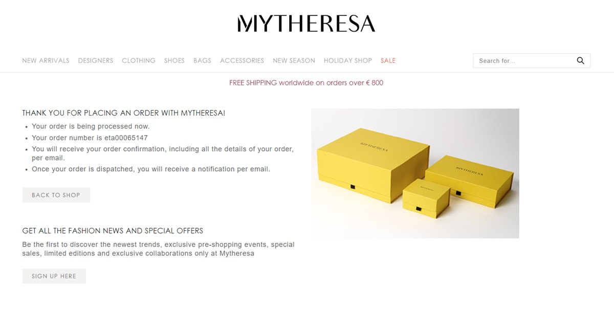 Mytheresa,電商,海外購物,YSL,教學,線上購物,精品推薦,折扣碼