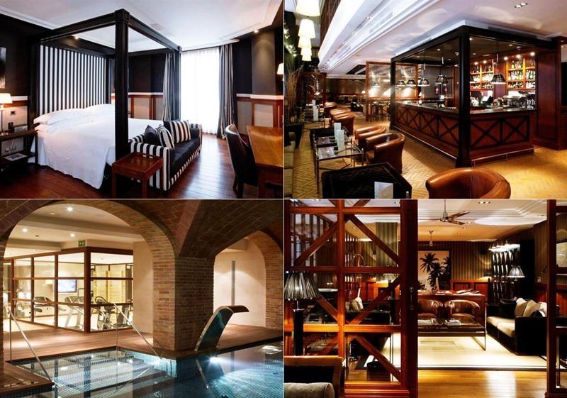 1898-hotel,西班牙, 巴塞隆納, 自由行, 歐洲自由行, 西班牙住宿推薦, 格拉西亞大道, 高第建築