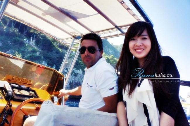 [365Plan] #028 義大利卡布里島 遊艇上 – 那些「關於我」的故事,你打算怎麼描述自己的人生呢?
