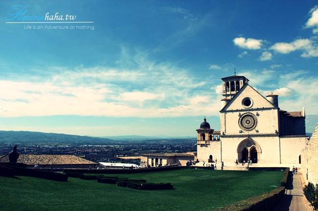[365 Plan] #024 義大利 阿西西(Assisi, Italy) 世界遺產 聖方濟教會- 關於愛的五種語言。