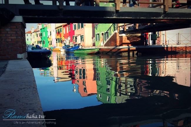 [365 Plan] #026 義大利 威尼斯 布拉諾 彩色島(Burano, Venecia) – 期待,有一天我們都能過著被夢想叫醒的生活。