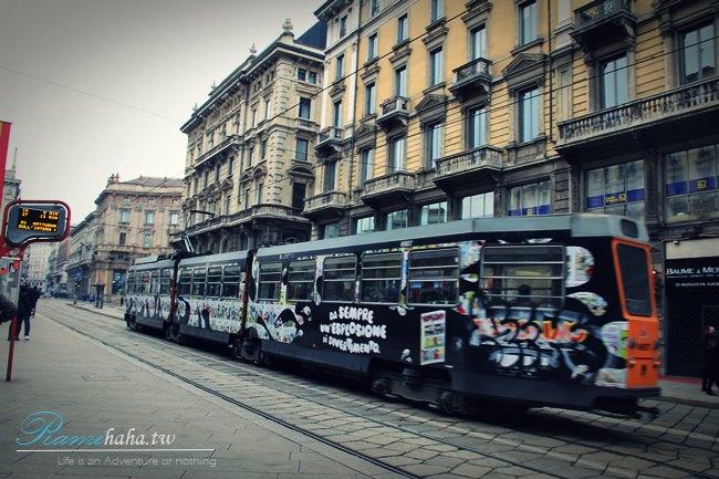 [365 Plan] #019 義大利米蘭 街頭 – 生活中的減法原則,從聚焦開始。
