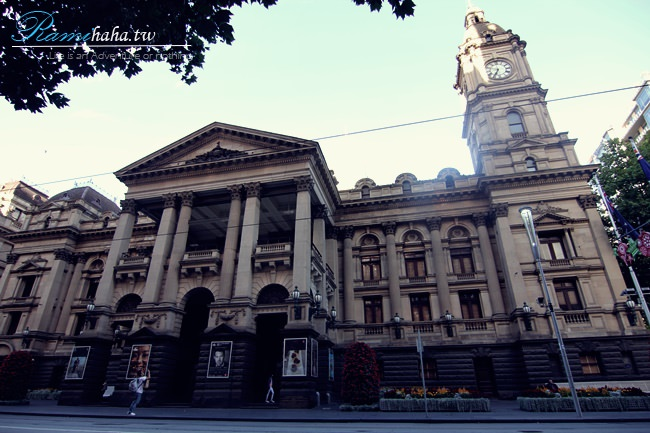 [365 Plan] #022 澳洲墨爾本街景 – 生命自有出路。