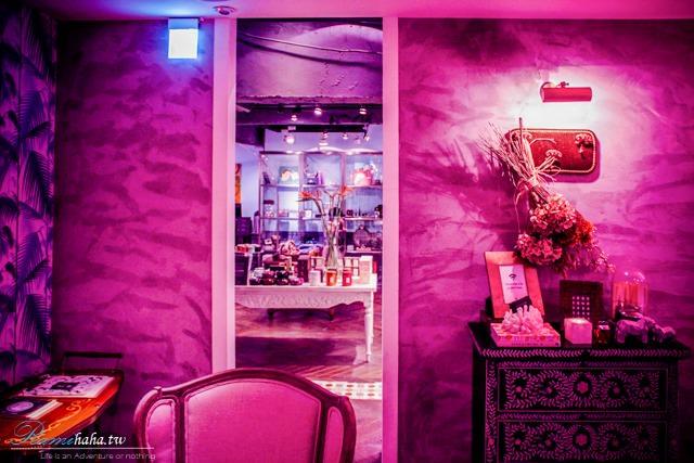 東區-時尚咖啡廳-CHLOECHN Cafe-有點距離感的時尚圈