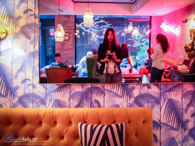 東區-時尚咖啡廳-CHLOECHN Cafe-蕾咪