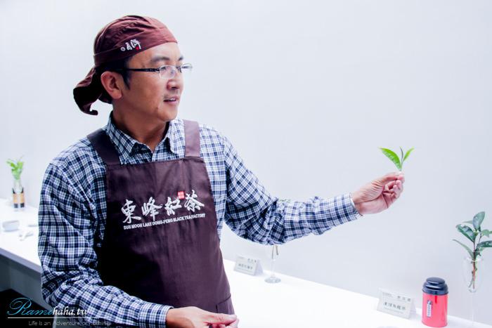 [南投] 日月潭景點-不可錯過的3大亮點茶莊手作體驗(上) 東峰紅茶廠 評茶師、吉臣紅茶 貓頭鷹木製手作