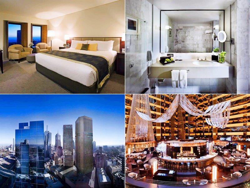 Sofitel Melbourne on Collins-墨爾本-住宿推薦-墨爾本自由行-飯店-酒店-旅館-民宿-旅遊攻略-墨爾本市中心-聯邦廣場
