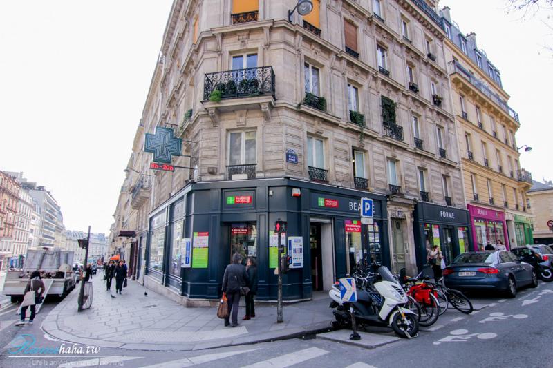 巴黎必買-蒙日藥妝-最便宜-省錢攻略-購物-旅遊退稅-monge