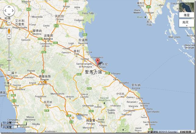 Rimini_map