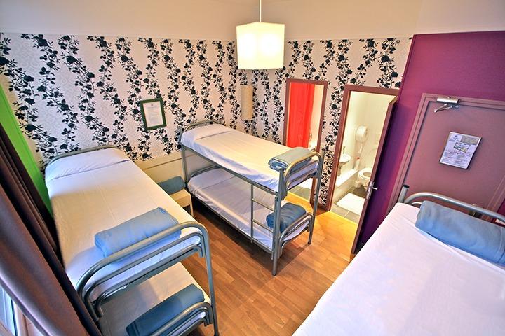 [巴黎|住宿] 蒙馬特青年旅館Caulaincourt Square Hostel – 住宿心得分享,走路就到聖心堂。