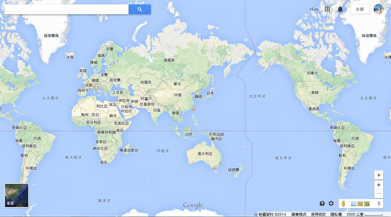 [旅遊] 五年了,我的世界旅行生活小回顧;這些國家的旅遊問題都可以來問我喔!德國、法國、中國、義大利、日本、台灣、澳洲,持續增加中。
