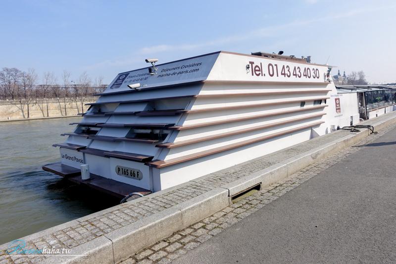[巴黎自由行|美食] KKDAY塞納河遊輪法式料理-不到2000元體驗法式貴婦生活(內附5%折扣碼)