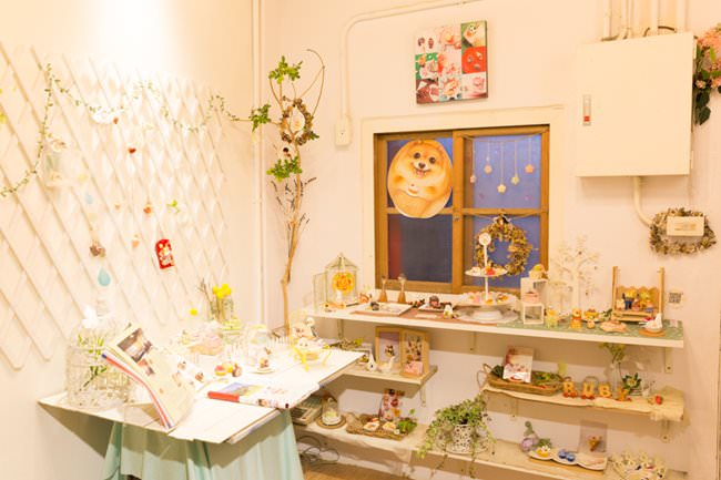 Niceday-體驗-手作-甜點-黏土- 吊飾-鑰匙圈-手工禮物-推薦-日式黏土-露比的下午茶-公館-寶藏巖