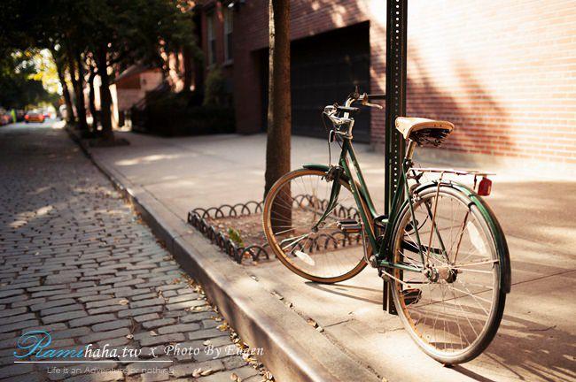 [365Plan] #034 美國 紐約 街頭一景 – 我們還在路途中。