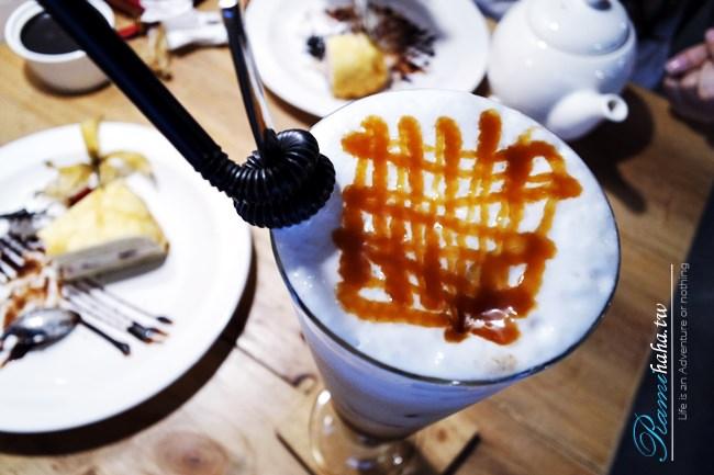 [台北] 信義區 咖啡廳 信義國中站 塔吉特千層派 – CP值超高的下午茶聚會地點。