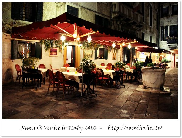 [義大利] Venice 威尼斯 – 一個人的旅行 : Day001 夜景美麗的聖馬可廣場(San Marco)