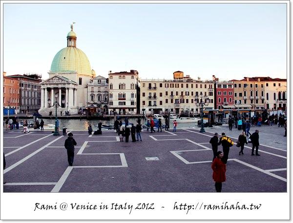[義大利] Venice 威尼斯 – 一個人的旅行 : Day001 佛羅倫斯轉車記
